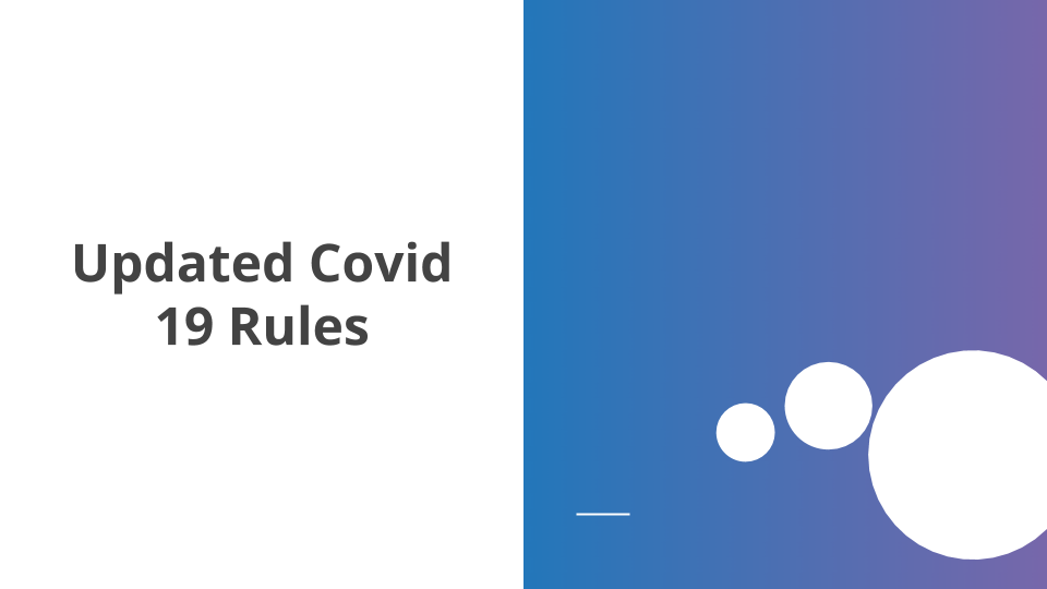 COVID-19 Special DVC Member Rules Section