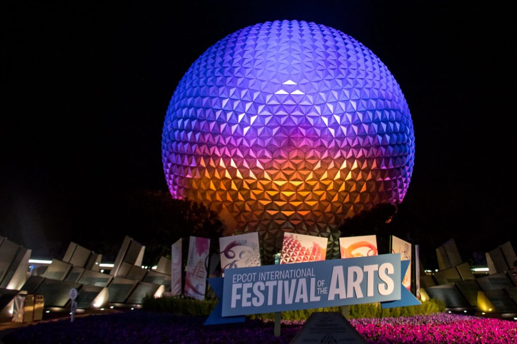International Festival of the Arts at Disney's Epcot