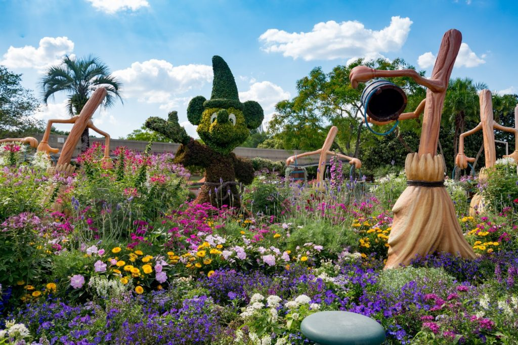 International Flower & Garden Festival at Disney's Epcot