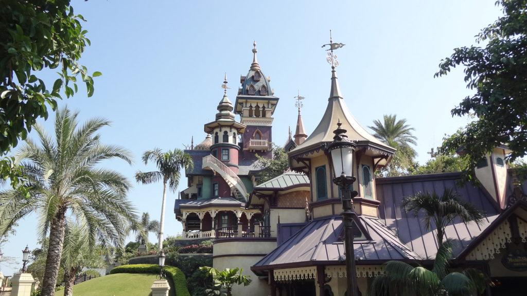 disney's mystic manor