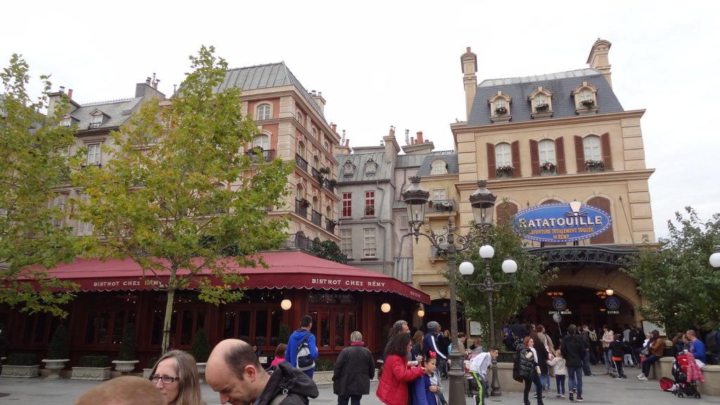 Ratatouille: L'Aventure Totalement Toquee de Remy - Walt Disney Studios Park, Paris *Coming to Epcot in 2021