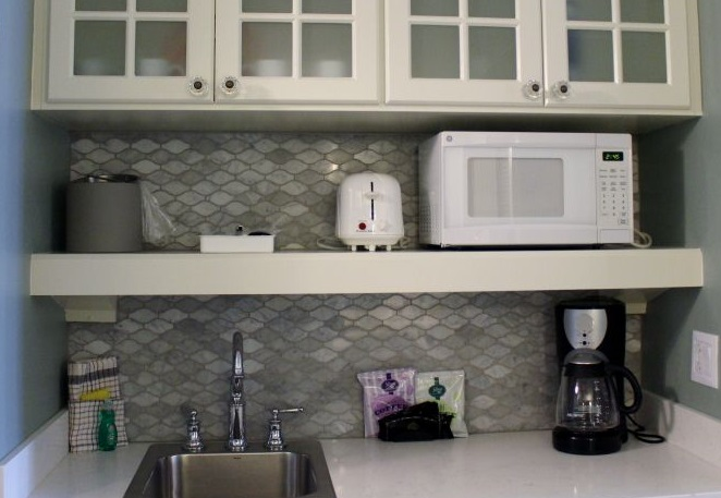 Boardwalk Villas kitchen