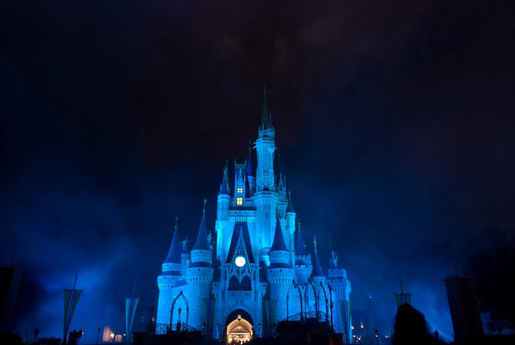 Disney After Hours, Magic Kingdom