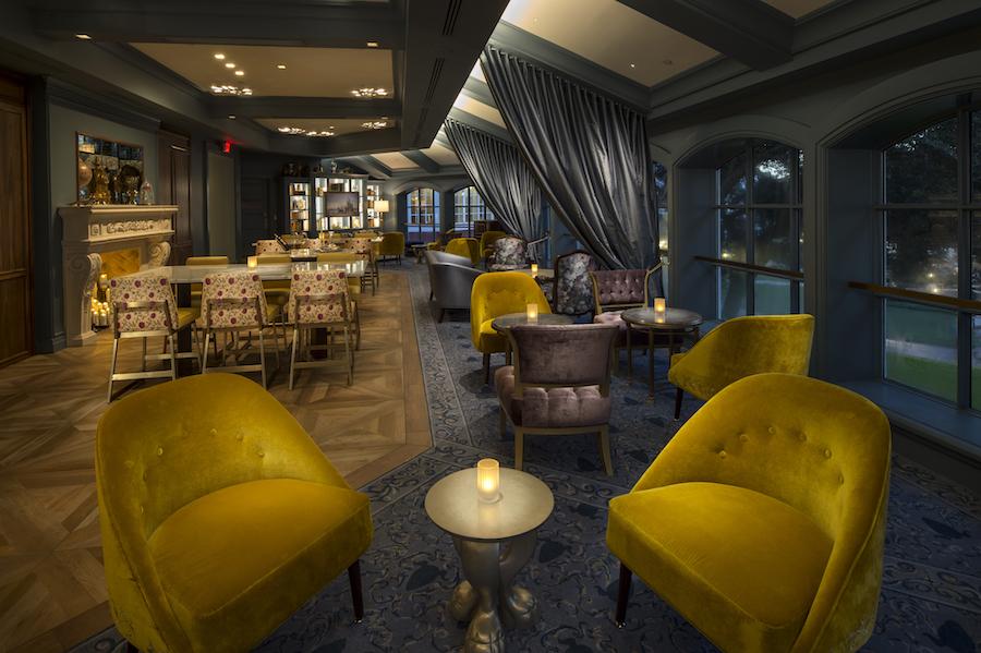 Enchanted Rose Lounge at Disney Grand Floridian Resort
