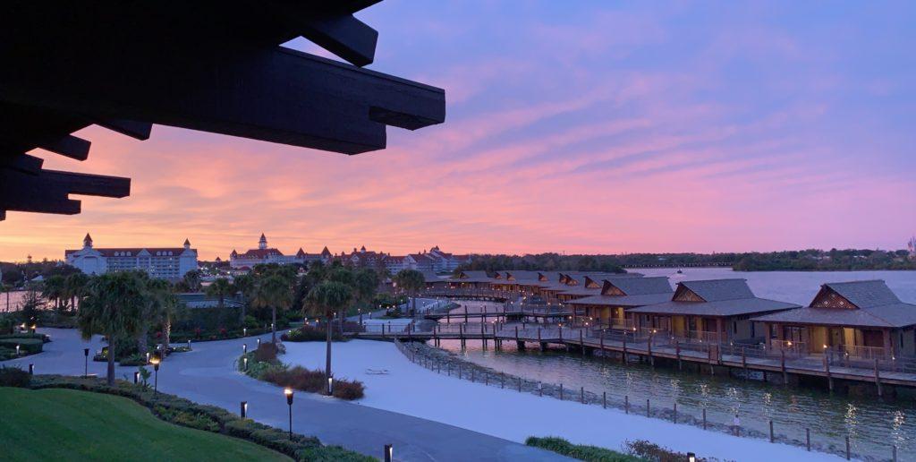 Disney DVC Polynesian Resort