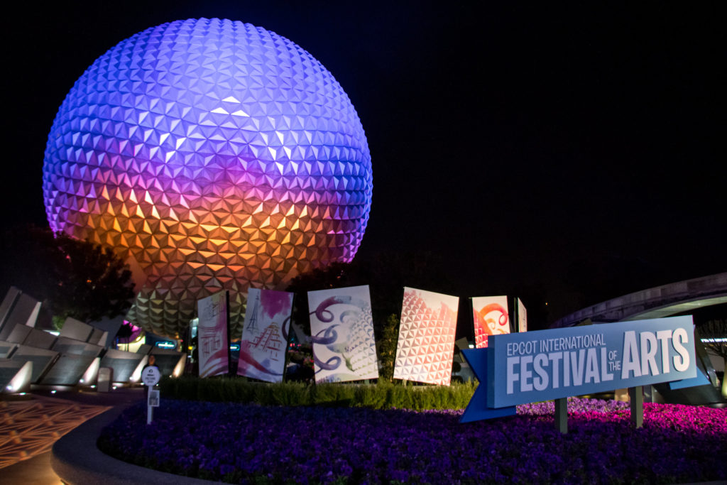 Epcot Festival of Arts