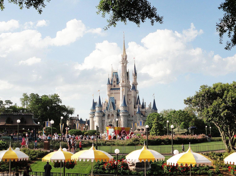 Cinderella Castle, Magic Kingdom