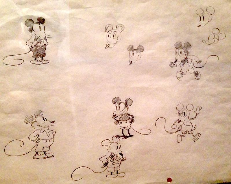 Origin Story of Walt Disney's Mickey Mouse