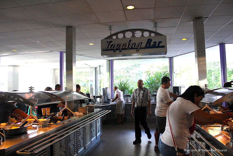 Cosmic Ray's Starlight Cafe, Magic Kingdom