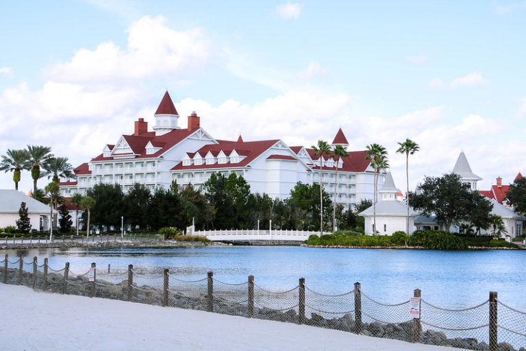 DVC Grand Floridian Resort