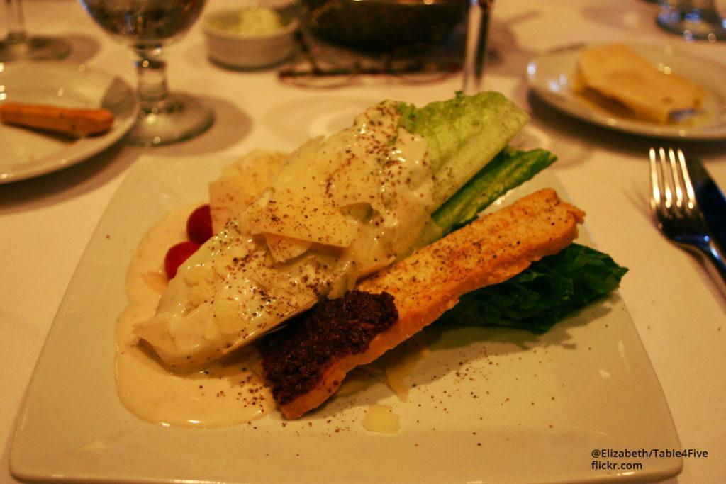 Caesar Salad, Tutto Italia - Epcot