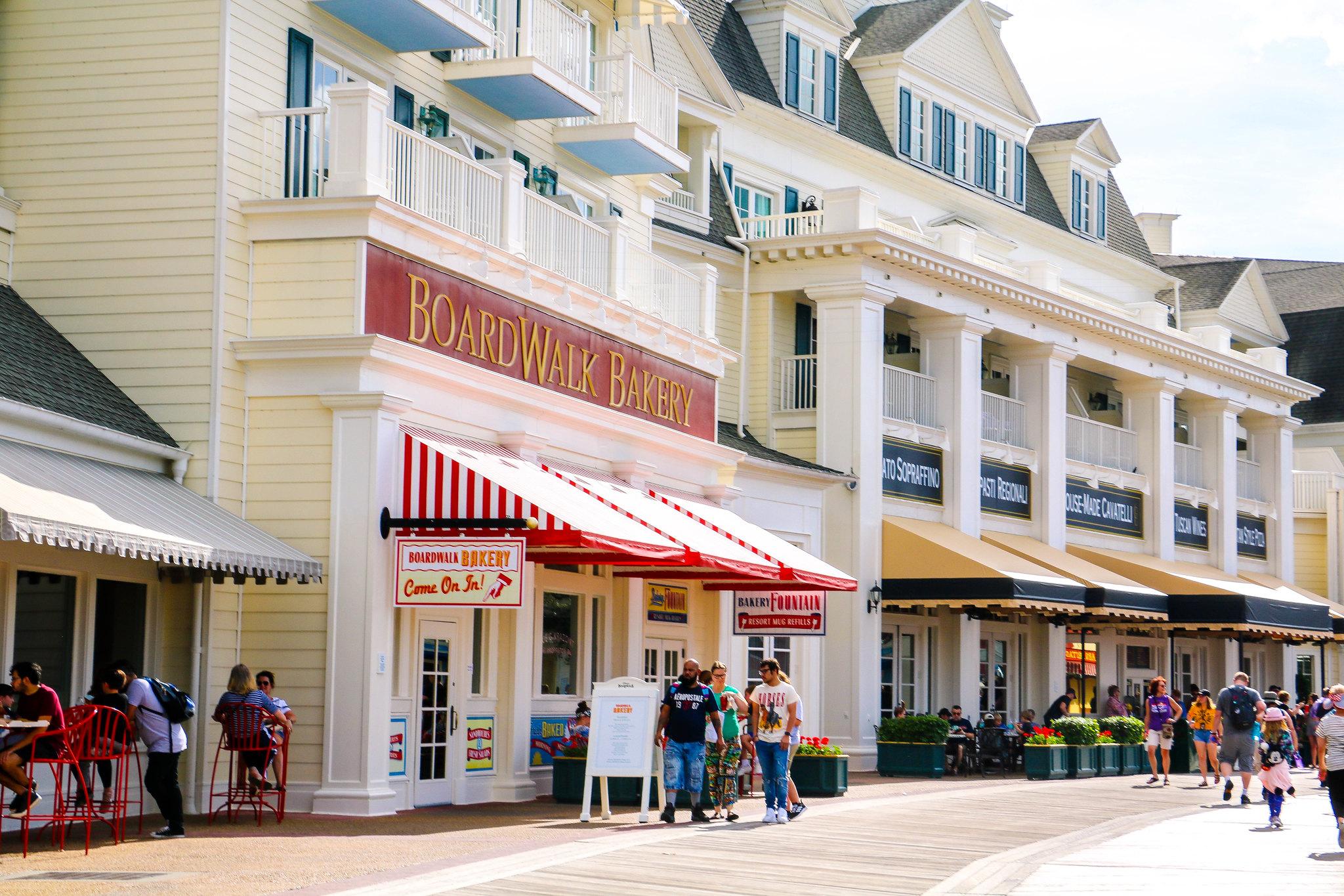 Disney DVC BoardWalk Villas