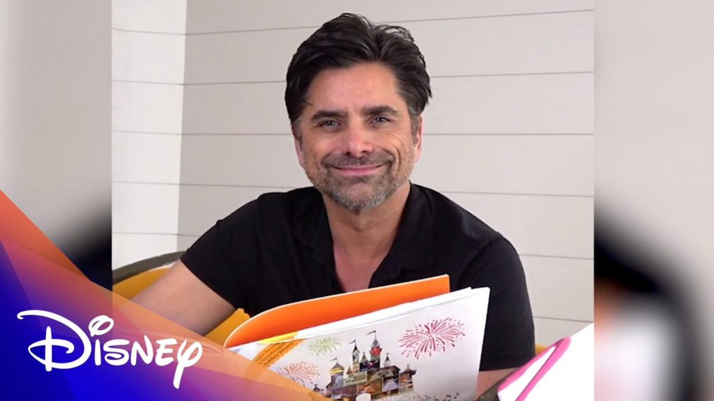 Disney Magic Moments Storytime John Stamos