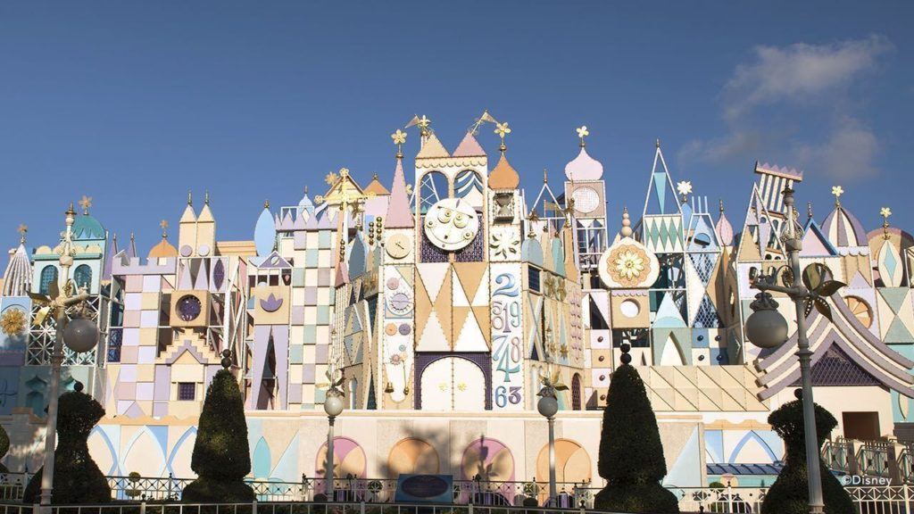 Disney Magic Moments It's a Small World Virtual Ride