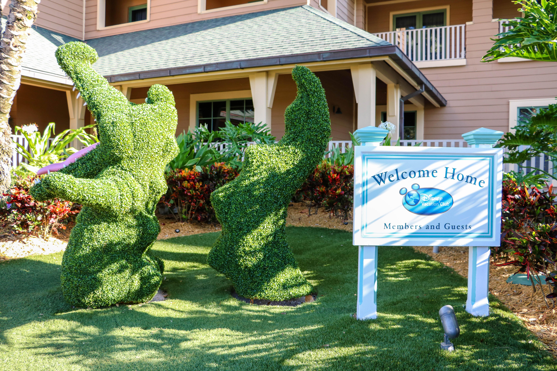 Disney DVC Vero Beach Welcome Home