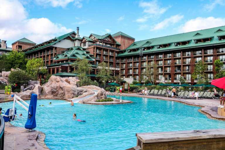 Disney DVC Boulder Ridge Copper Creek Villas