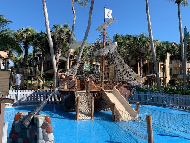 DVC Vero Beach Splash Park