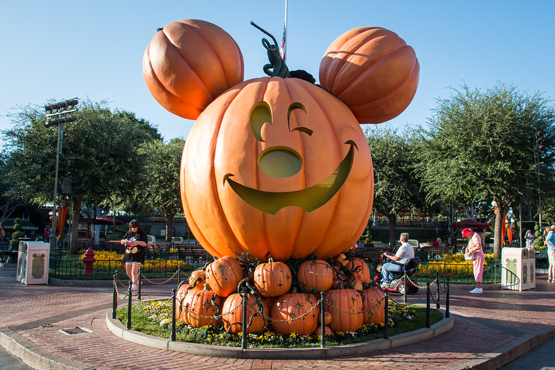 Mickey Not So Scary Halloween Party Canceled