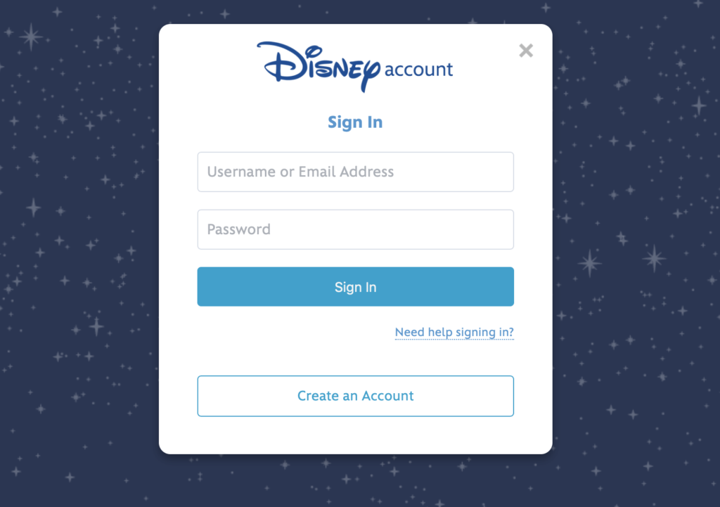 runDisney login early to register for Disney Princess Half Marathon