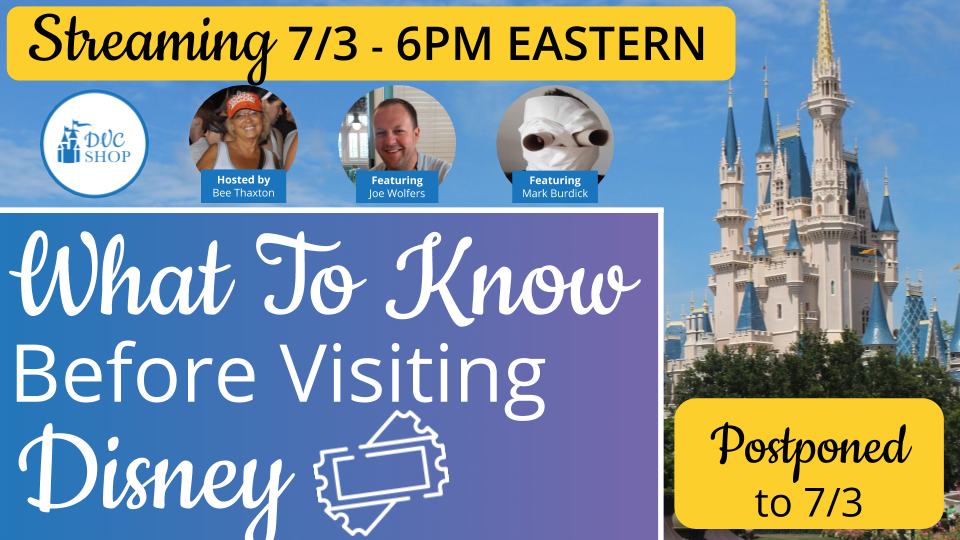 What To Know Before Your Next Disney Park Visit + 2020 Park Tickets Slides