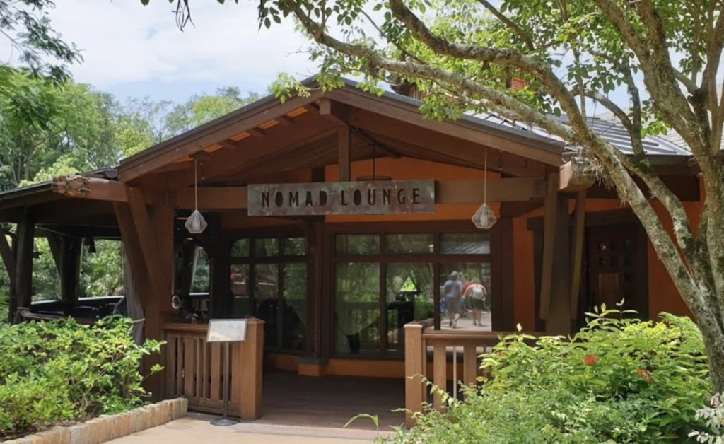 Nomad Lounge Animal Kingdom