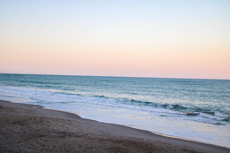 Disney DVC Vero Beach Resort beach sunset