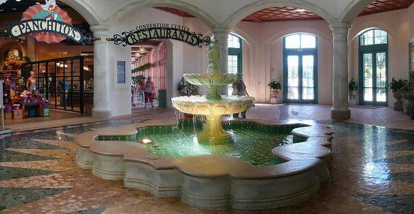 Disney's Coronado Springs compared to DVC Resort