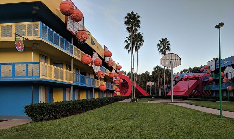 Disney All-Star Sports compared to DVC Resorts