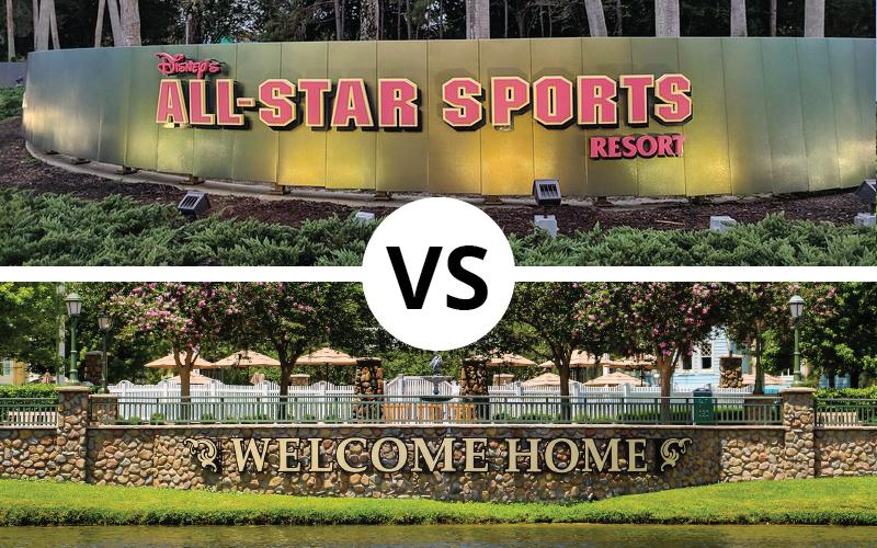 DVC Rental vs Disney Resort Hotels