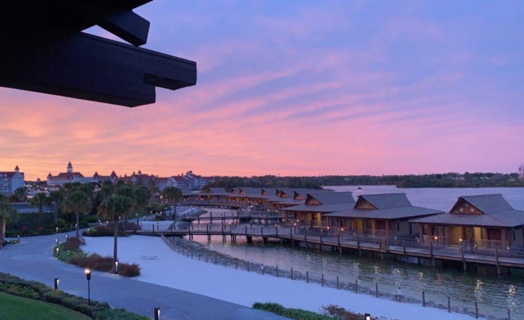Disney's Polynesian DVC Rental vs. Resort Stay