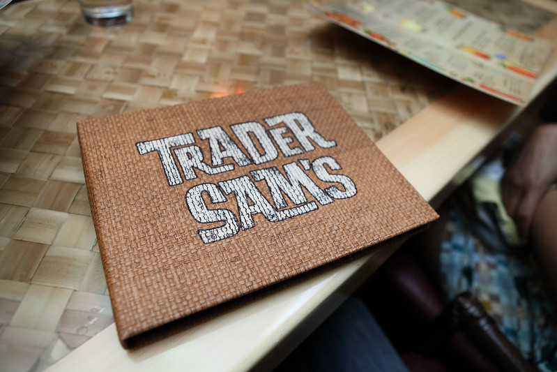 disney tropical recipes from trader Sams and wine bar george