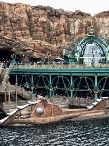 20,000 Leagues Under The Sea Attraction, Tokyo Disney Sea