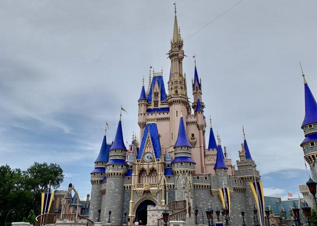 Cinderella Castle, Magic Kingdom at Walt Disney World