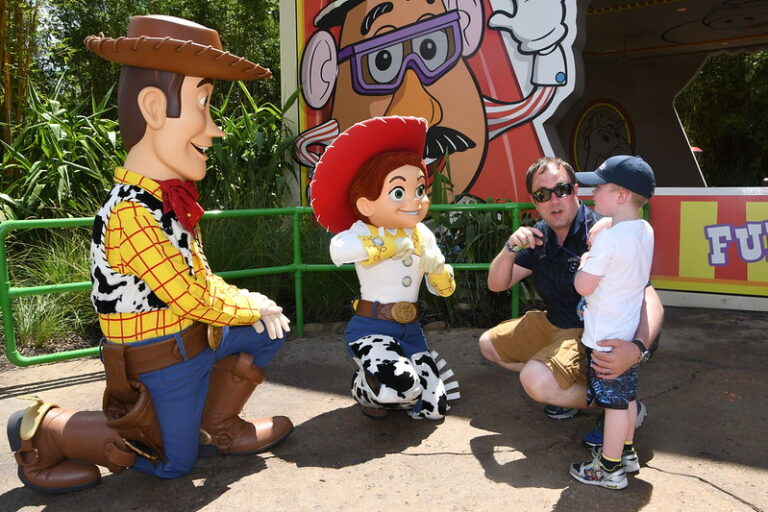 Best age to take child to Disney World