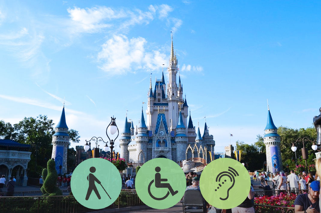 Managing Disney Parks and Resorts with Disabilities