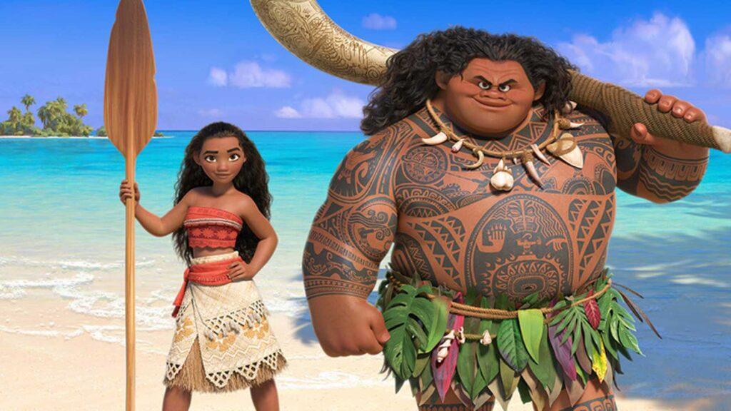 Disney's Polynesian re-themed to Moana