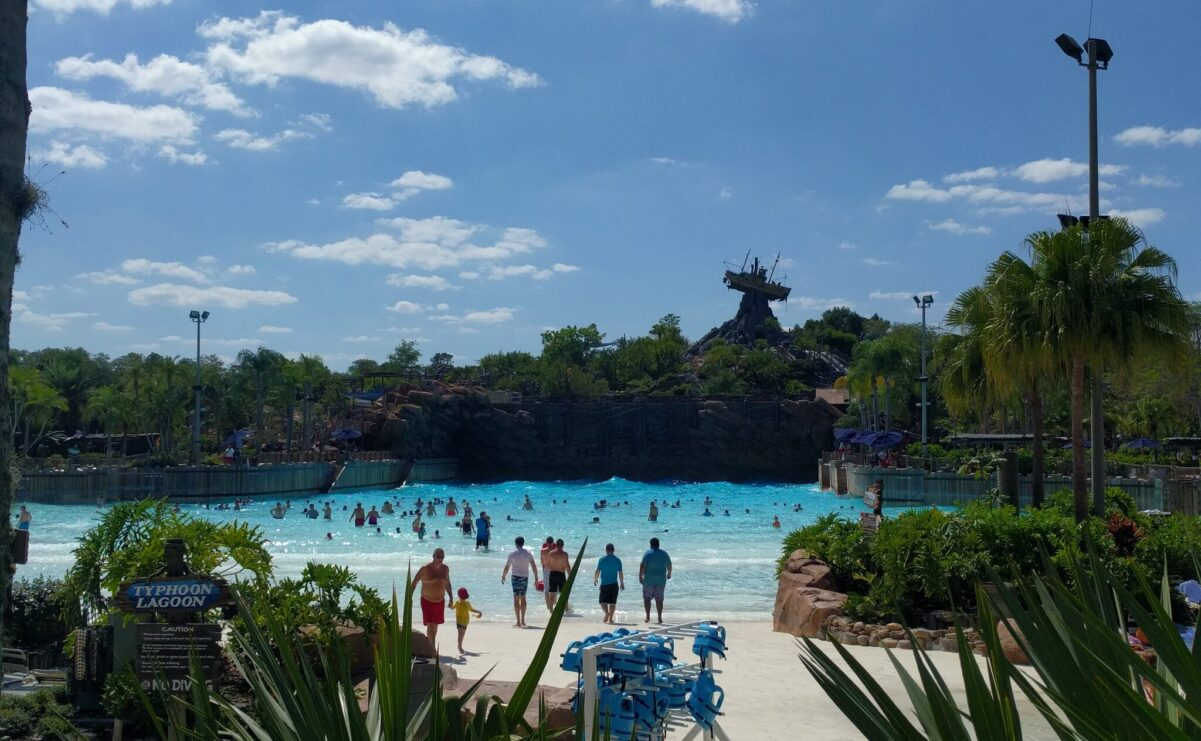 Disney announces planned reopening dates for water parks