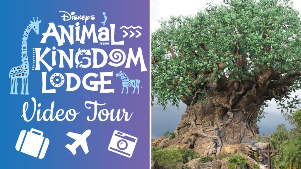 Disney's Animal Kingdom Video Tour Thumbnail