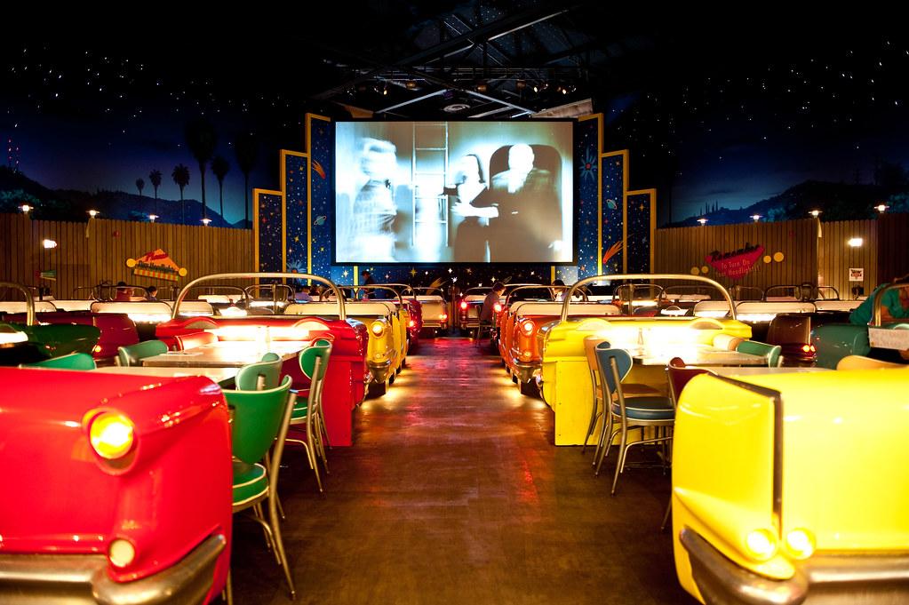 Sci-fi Dine-in at Disney's Hollywood Studios