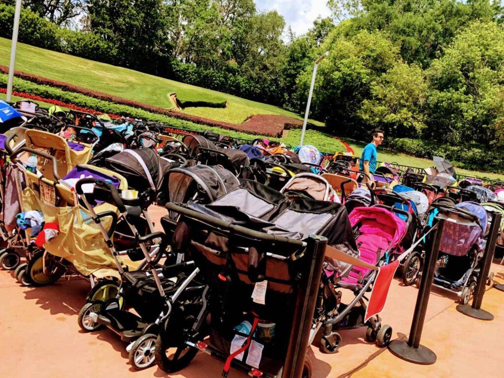 Disney Stroller Tips