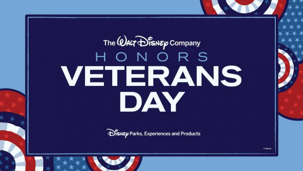 disney world veterans day
