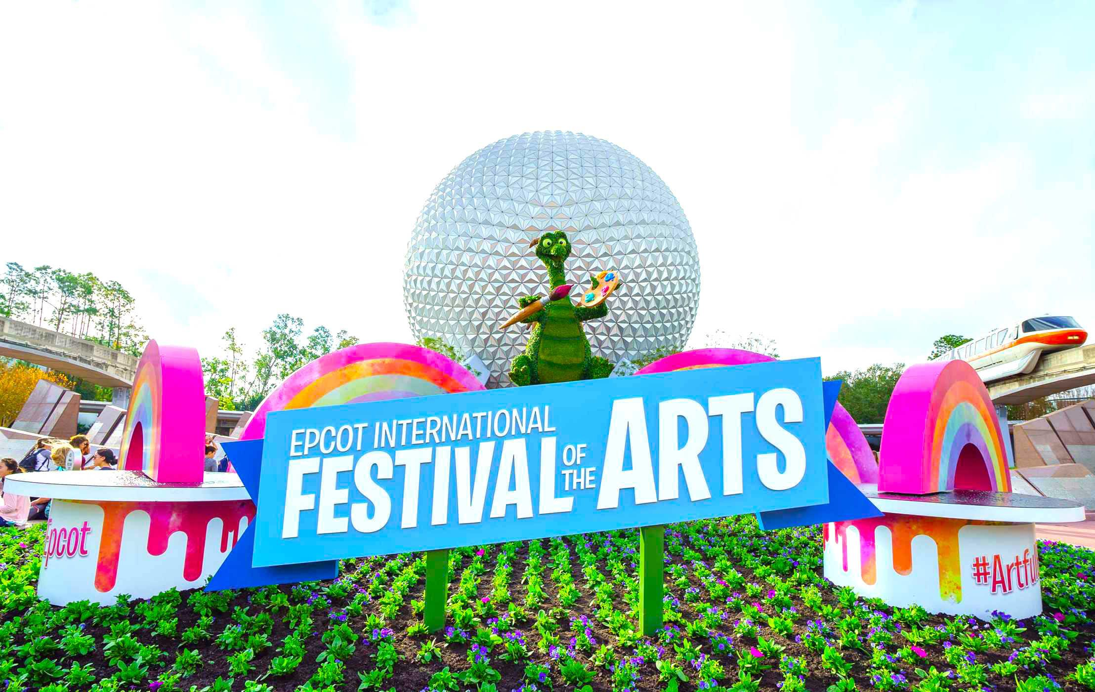 epcots festival of the arts