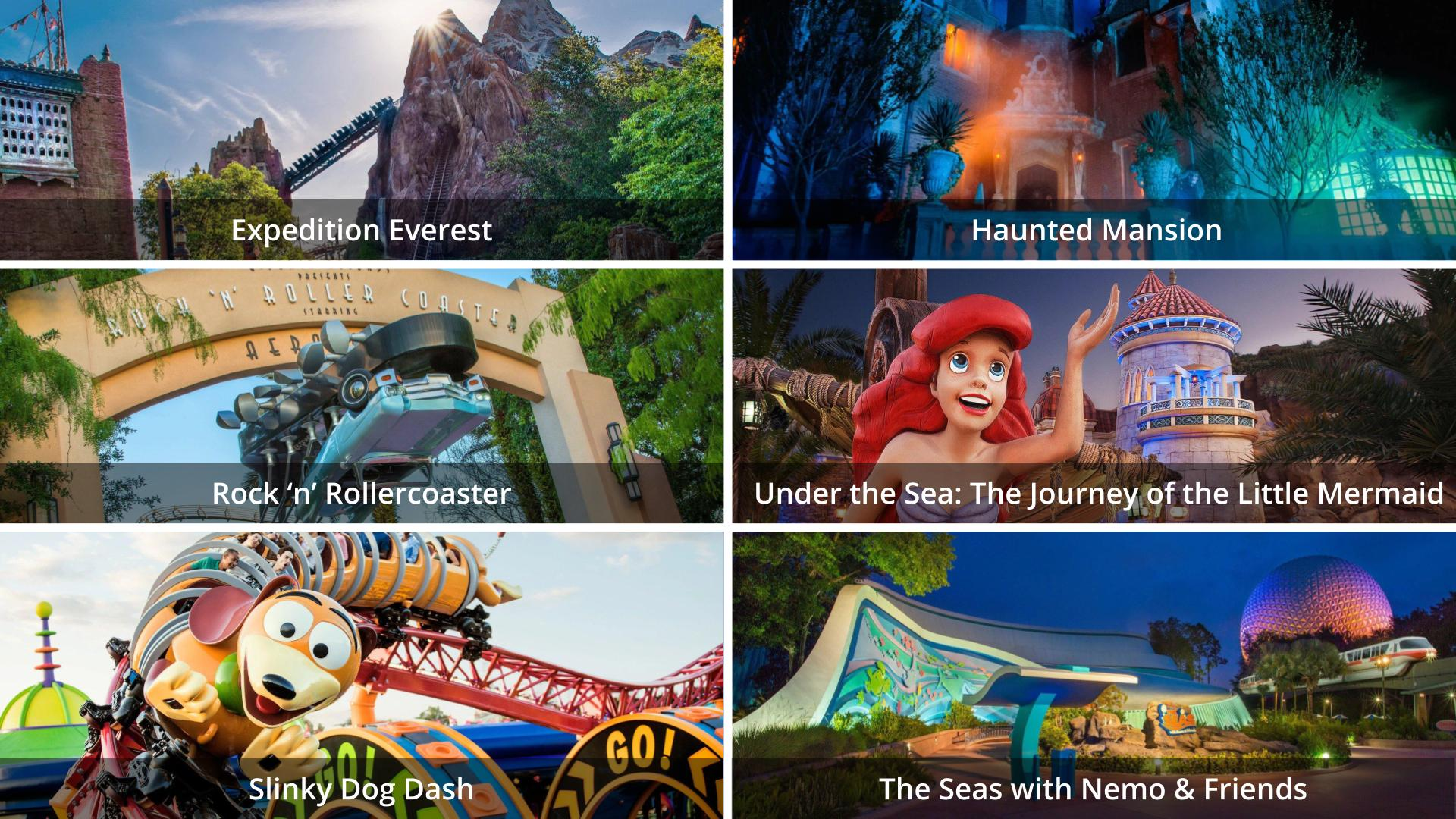 Walt Disney World Updates Ride Loading Protocols