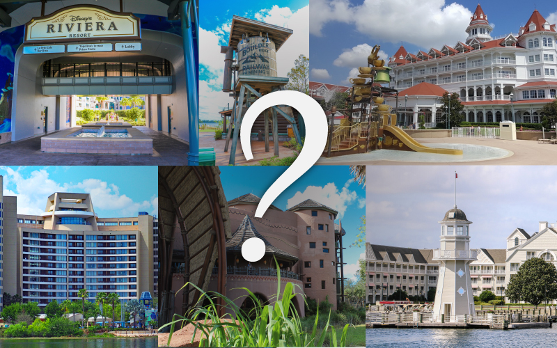 choosing the best DVC Resort to choose