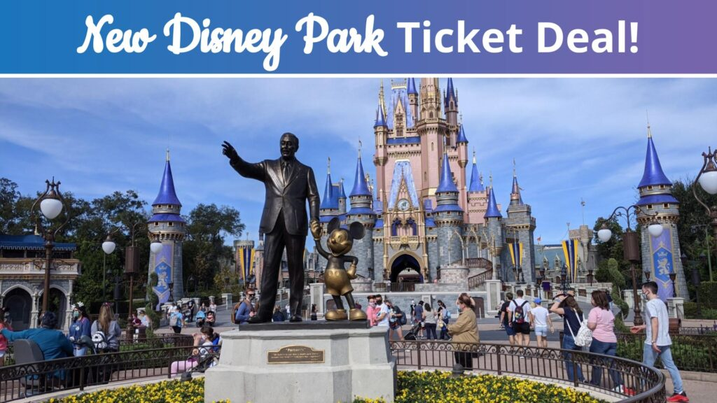 New Theme Park Ticket Deal For Florida Residents