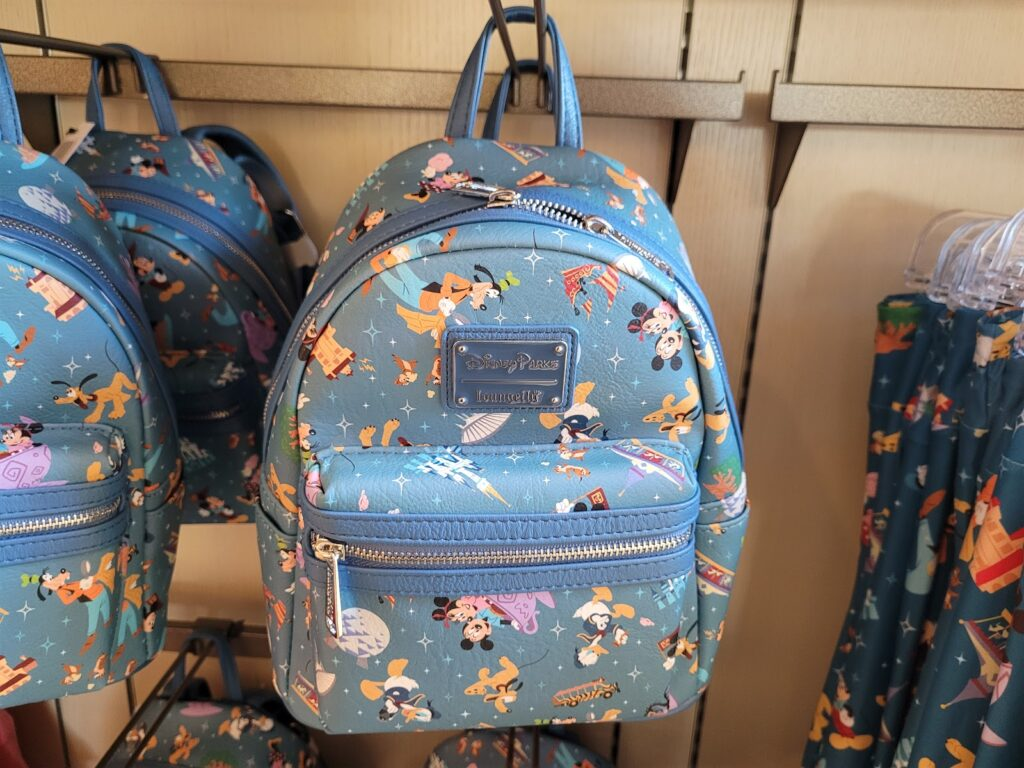 Mickey and Friends Loungefly Backpack in World of Disney at Disney Springs