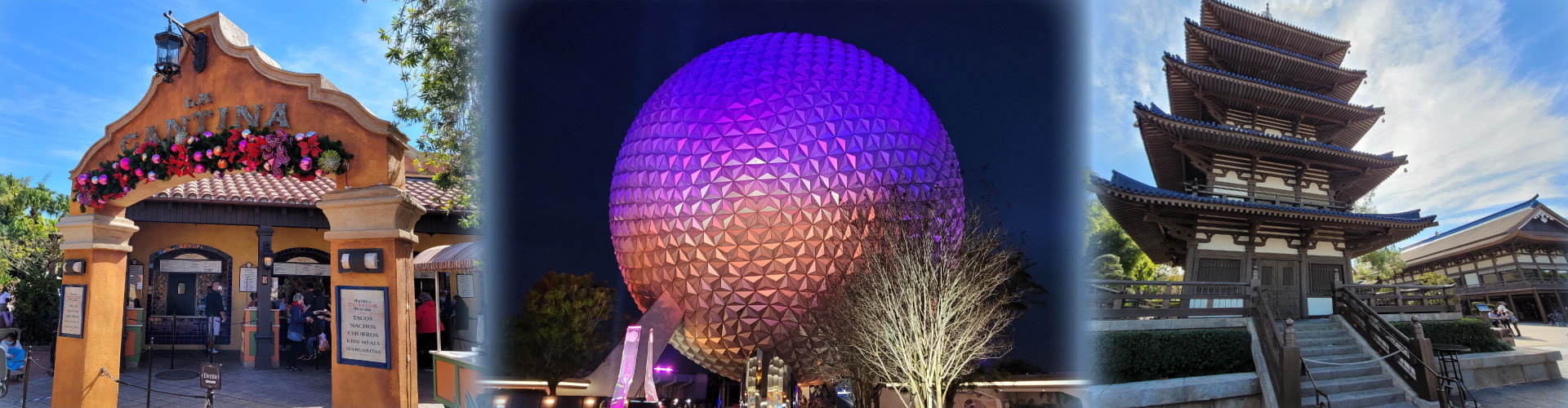 epcot_collage