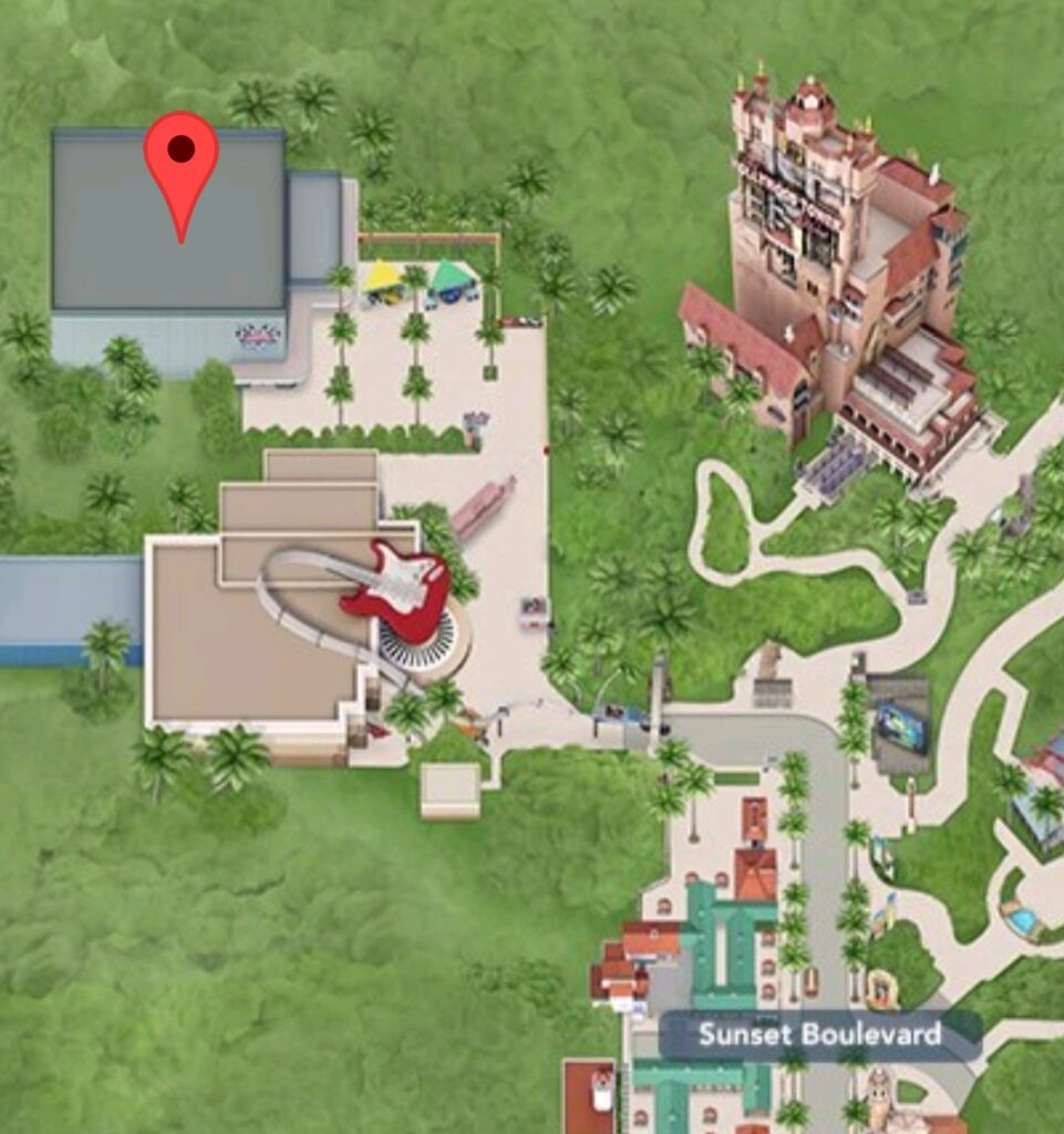 Where To Find Lightning McQueen's Racing Academy