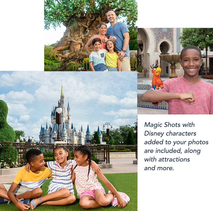 Preview of PhotoPass Family Photos