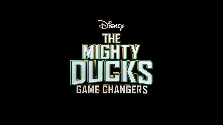 The Mighty Ducks Game Changers Poster
